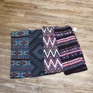 Skirt Bundle! 4  XL Charlotte Russe Pencil Skirts